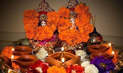 All Diwali Puja Rituals
