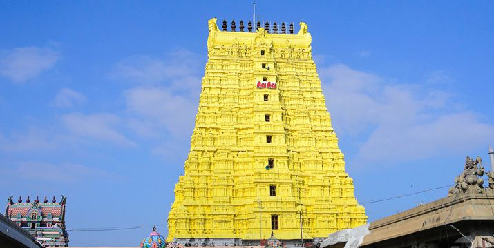 9 Lesser Known Facts about   Rameshwaram Temple