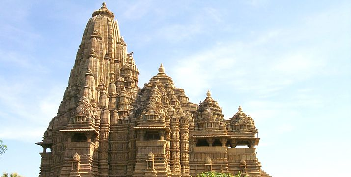 History of Khajuraho Temple