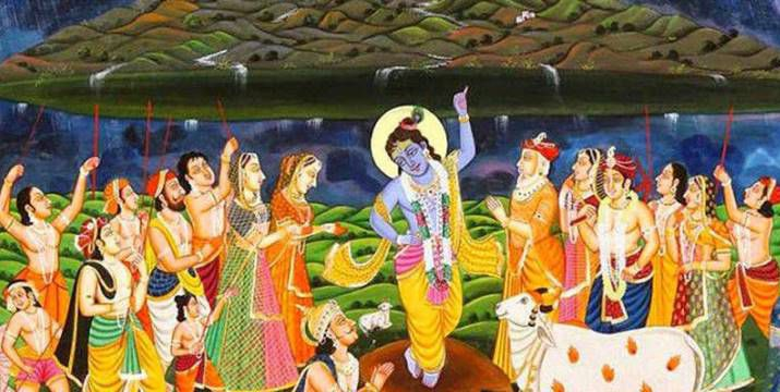 How to Perform Govardhan Puja