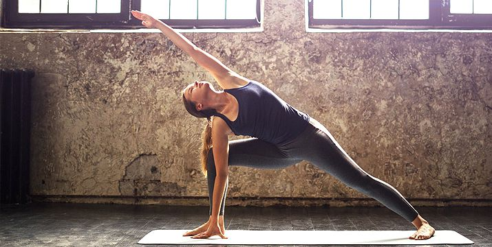 Yoga: A Healthy Habit