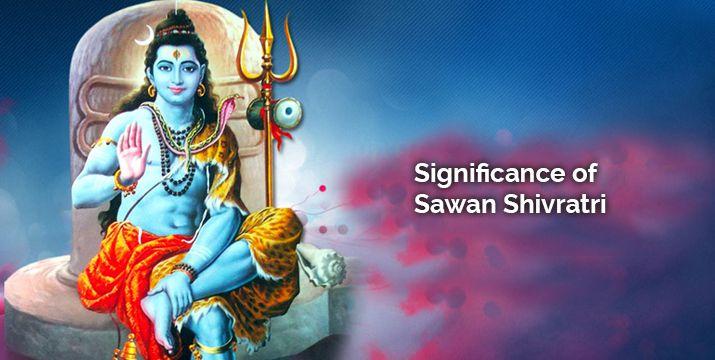 Significance of Sawan Shivratri