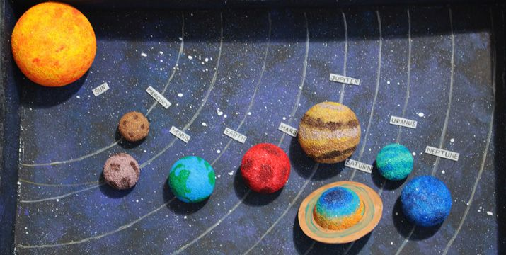 9 Planets Name and Information (in Hindi)