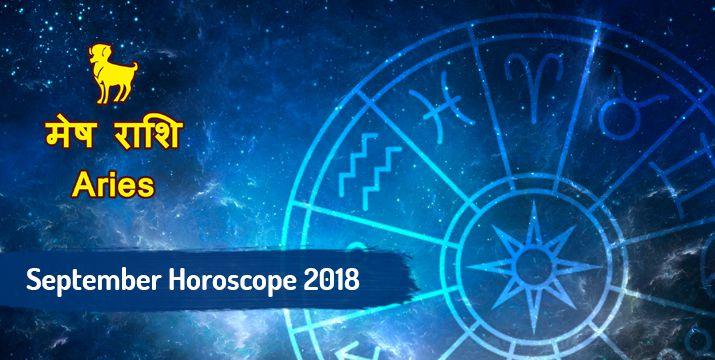 Aries September 2018 monthly horoscope