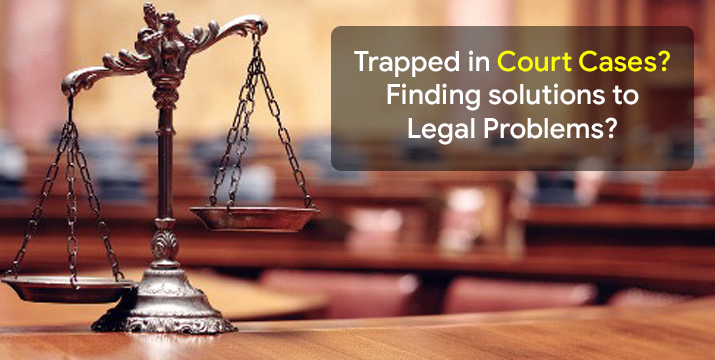 Legal Matter and Court Case Consultation Report